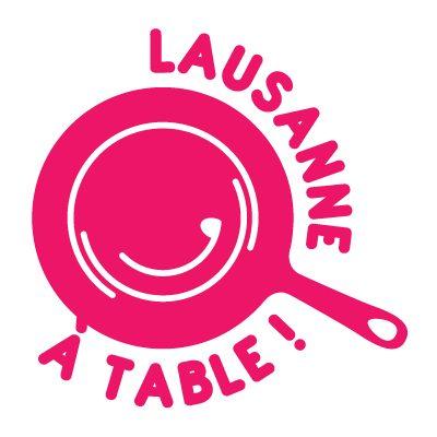Logo Lausanne à table !