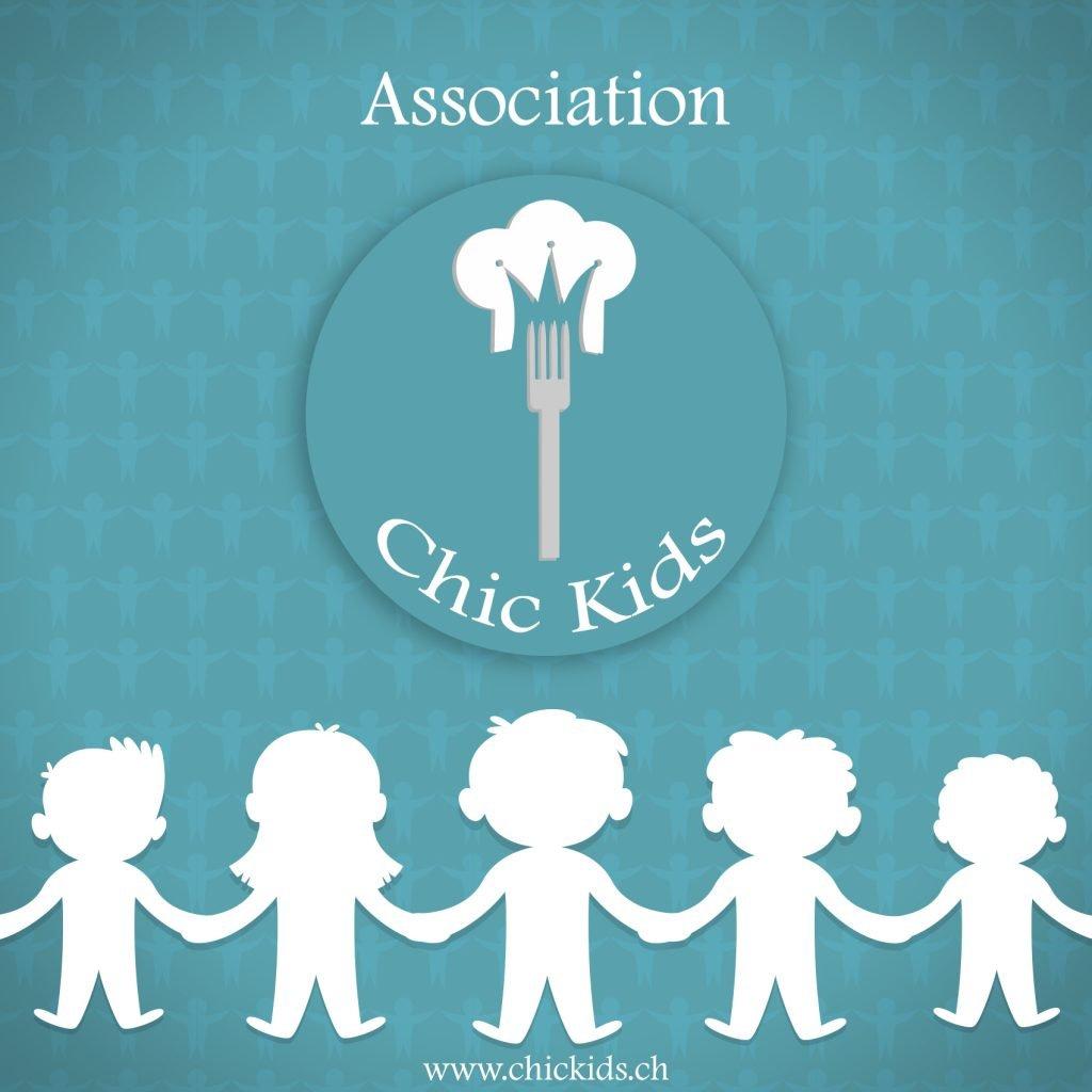 Logo de l'association Chic kids